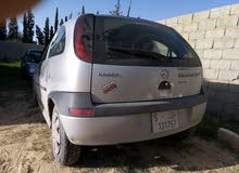 2003 Opel Corsa for sale in Zawiya