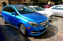 Used condition Mercedes Benz B Class 2014 with 20,000 - 29,999 km mileage