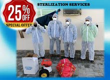 SPECIAL OFFER FOR STERILIZATION SERVICES