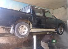 Manual Nissan Pickup for sale