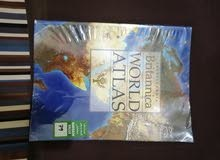 World Atlas / الأطلس