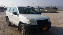 Toyota Prado 2005 For sale - White color