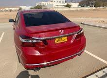 Gasoline Fuel/Power   Honda Accord 2017