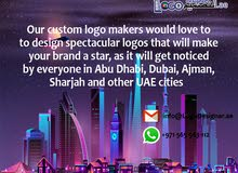 UAE's most innovative and creative business logo design agency