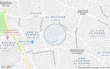 شقة للايجار في منطقة ام السماق ( حي الصالحين) لم تسكن