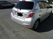 urgent sale Toyota Yaris 2014 usa1.5 85000 with Crouse control one year mulkiya