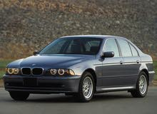 BMW 528 car is available for sale, the car is in Used condition