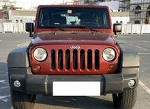 Well maintained Jeep Wrangler. New tires, batteries, break pads and brak discs.