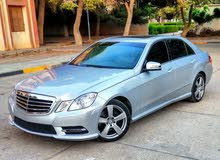 Automatic Silver Mercedes Benz 2011 for sale
