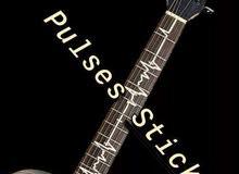 Schecter guitar C-6 deluxe with amp 20RT