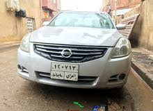 Automatic Grey Nissan 2011 for sale