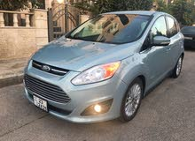 Turquoise Ford C-MAX 2013 for sale