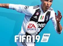 مطلوب FIFA 19