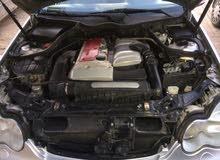 مرسيدس محرك كمبيوا سيريا عجل جدد ماشيا 300 محرك الأحمر