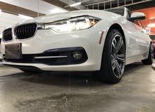 بدون صبغ 2018.  XDRIVE BMW330.