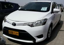 TOYOTA YARIS SE(2015)Gulf car, Engine:1.5cc, Available with easy instalment plan