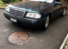 Automatic Green Mercedes Benz 1997 for sale