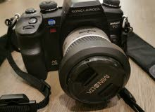 كاميرا minolta