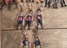 مجسمات لانمي ناروتو 10ريال للحبة