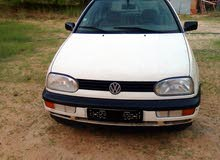 For sale 1996 White Golf