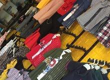 محل ملابس اطفال شغال للبيع نقد او اقساط البنوك