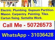 I do maintenance work Call Me 50726573