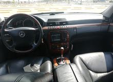 Used condition Mercedes Benz S 500 2002 with 160,000 - 169,999 km mileage