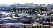 ارض للبيع في طريق المطار (الظهير) المساحة 900 م مقابل وزارة الخارجية