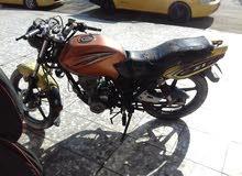 دراجة للبيع 5 كير جيني . جني تايوان بيها نواقص يرادلها ترتيب