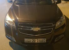 Automatic Grey Chevrolet 2013 for sale