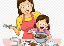 متوفر طباخات لعمل الاكل جاهز من البيت