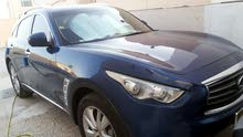 Used condition Infiniti FX37 2012 with 100,000 - 109,999 km mileage