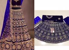 لبس هندي مطرز