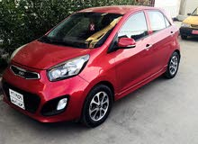 Gasoline Fuel/Power   Kia Picanto 2013
