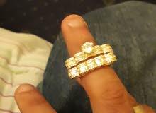 خاتمين في خاتم فضه  خالصه