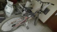 دراجة مستعمله فتره بسيطه