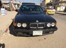 Black BMW 730 1992 for sale