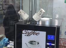 للبيع مكائن قهوه