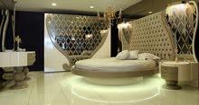 احدث  تصميم غرف نوم مودرن جميله باحسن الخامات واعلى التشطيبات واحسن الاسعار من لوكانز مودرن 2021