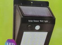 لمبات طاقة شمسيه 20 ليد بسعر رخيص