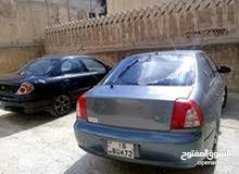 Kia Spectra 2002 For Rent - Black color
