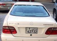 Used condition Mercedes Benz CLK 2002 with  km mileage