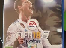 FIFA 18 PS4 لعبة