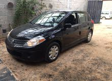 Nissan Tiida car for sale 2009 in Tripoli city