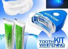 جهاز الليزر المذهل لتبيض الاسنان ومعالجة وازالة اللون الاصفر
