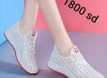 احذية اسبورت خفيفة وقطنية مريحة جدااا وبشكل حصري