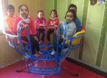 افتتاح حضانة future kids للأطفال عربي ولغات وترفيهية