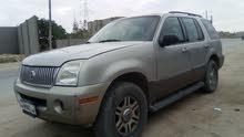 سيارتين للبيع مع بعض فورد اكسبلورر 2008 فورد ميركوري 2004