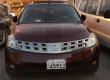 Gasoline Fuel/Power   Nissan Murano 2007