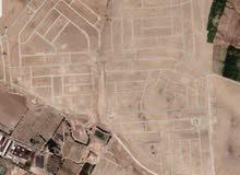 ارض 500م للبيع - طريق المطار القسطل